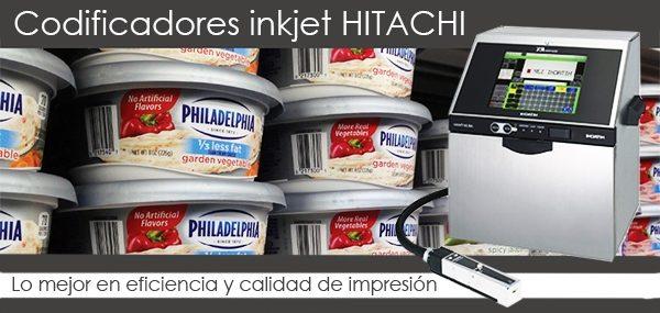 codificadores inkjet HITACHI