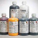 tintas y solventes HITACHI