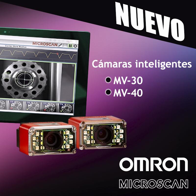 cámaras de visión artificial