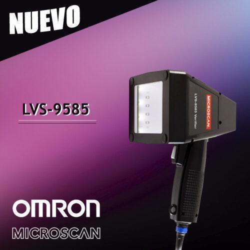 lector de código de barras manual LVS-9585